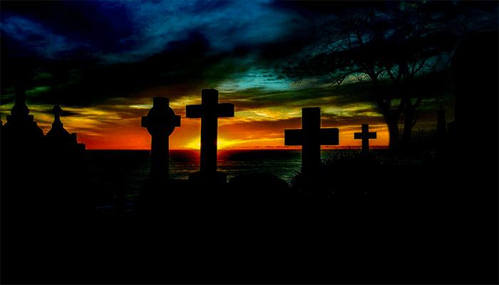 К чему снится кладбище и могилы?