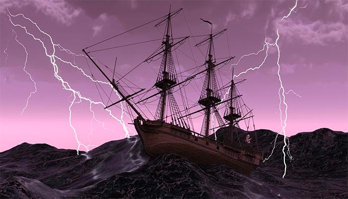 Значения снов о шторме, волнах, цунами - все варианты толкований