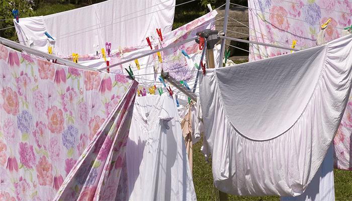 К чему снится белье — стирка белья, сушка постельного белья толкование по сонникам