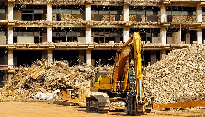 Разрушенный дом — варианты трактовки сна