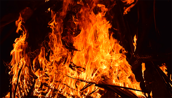 К чему снится сгоревшее помещение