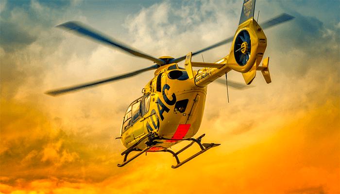 Вертолёт во сне — толкования на все случаи жизни
