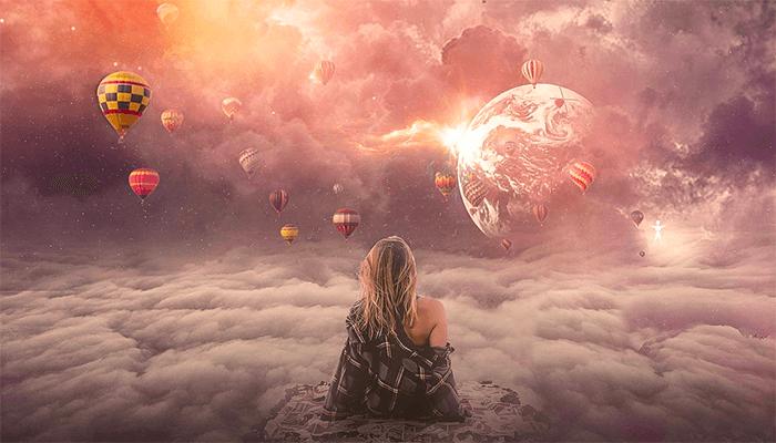 К чему снится воздушный шар - толкование по сонникам