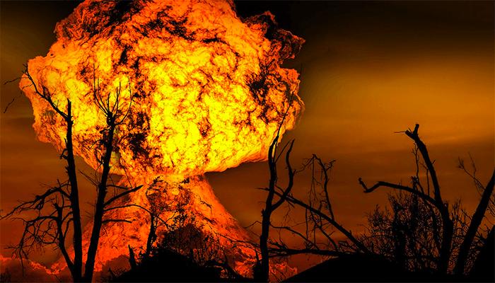 К чему снится взрыв?