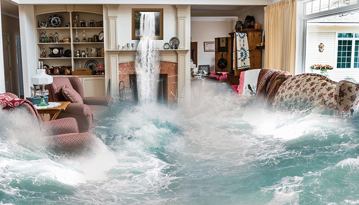 Соседи затопили квартиру - к радостным событиям или неприятным?