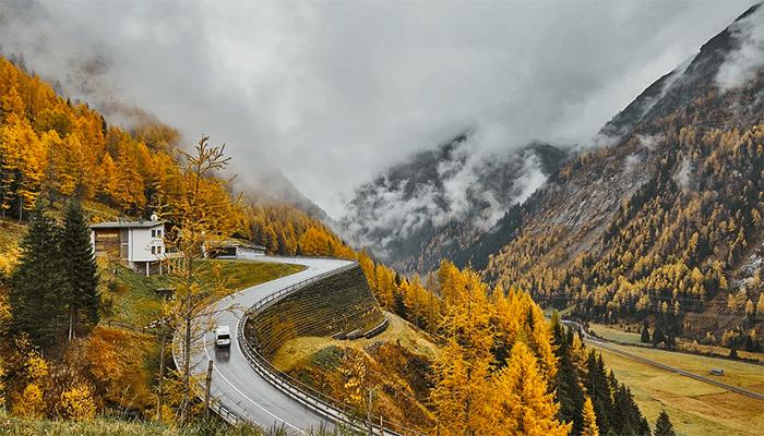 Толкование сна про горы