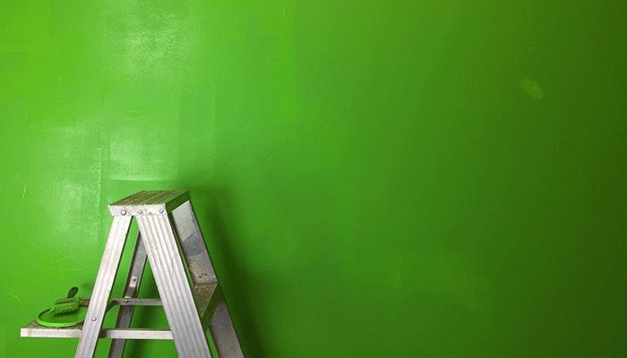 Значение сна, где пришлось красить стены