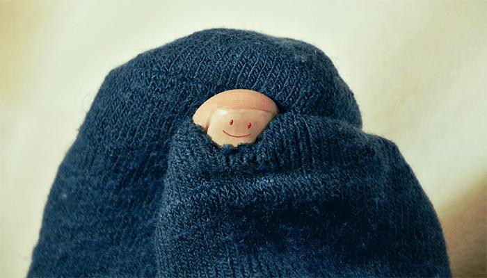 Носки снятся – к холодам. А еще – к чему{q}