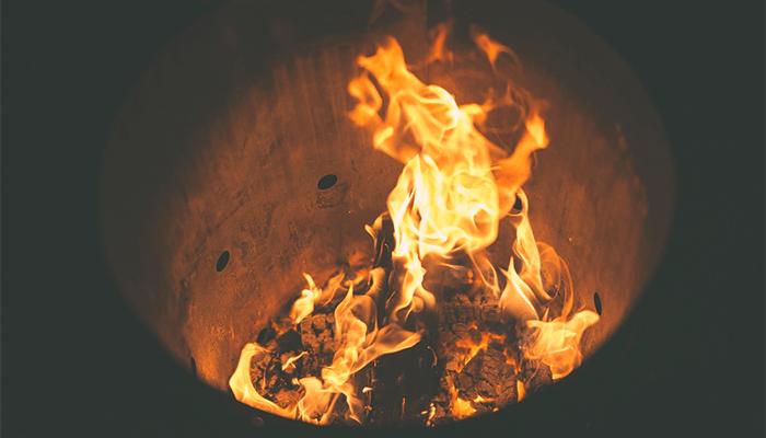 Огонь во сне. Толкование