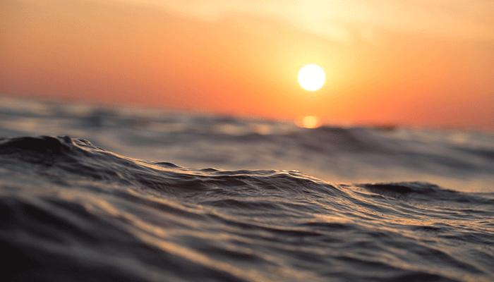 К чему может присниться океан?