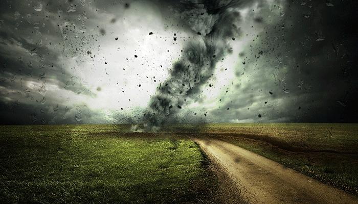 К чему снится ураган?