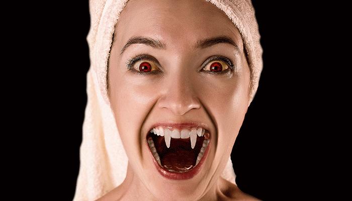 Вампир – воин ночи: ночной кошмар или предупреждение Вселенной