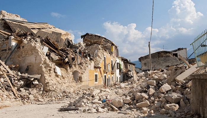 Землетрясение во сне - плохой символ или хороший, к чему снится